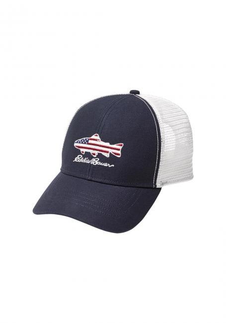 Cap - Americana Fish