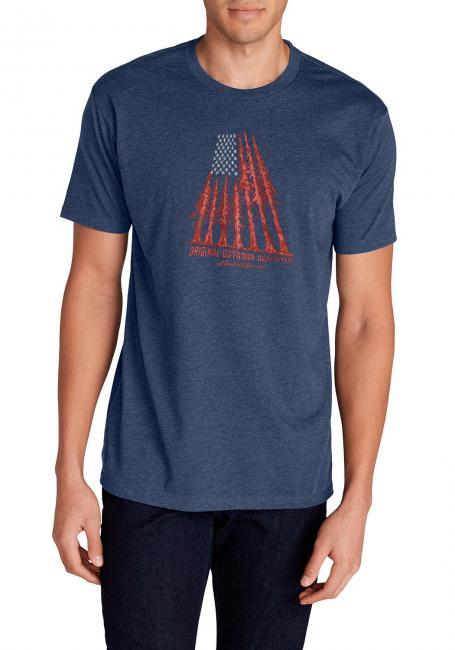 T-Shirt - Forest Flag