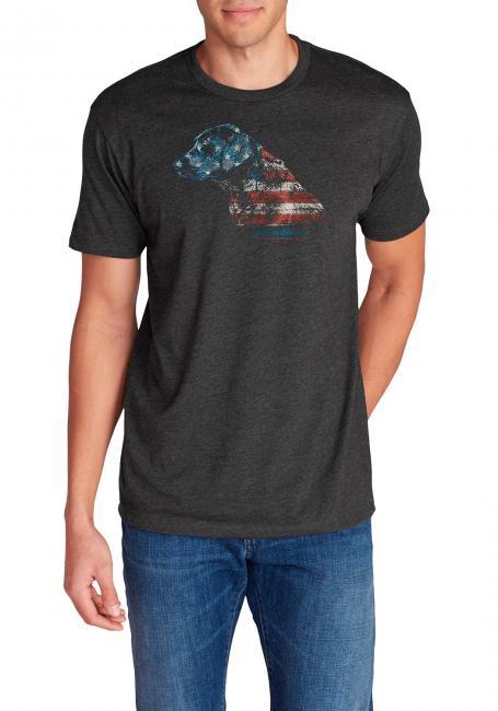T-Shirt - Flagrador Retriever