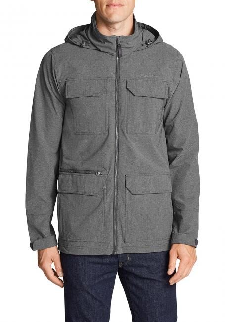 Atlas Stretch Kapuzenjacke