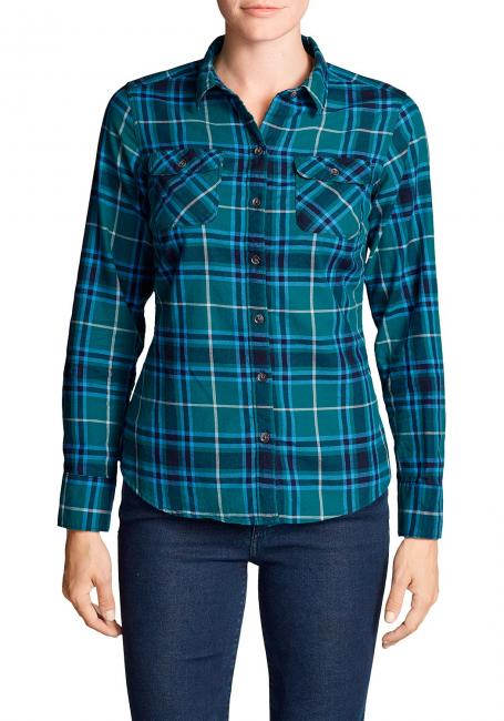 Stine's Favorite Flanellbluse