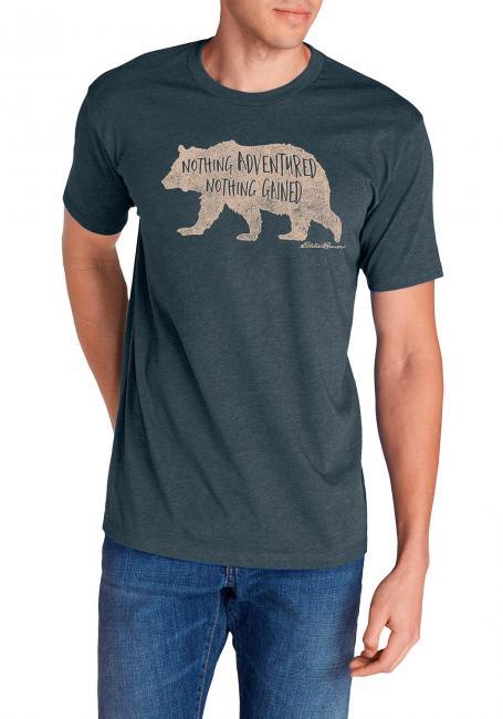 T-Shirt - Nothing Adventured