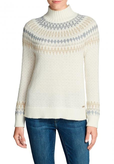 Artic Fair-Isle Pullover