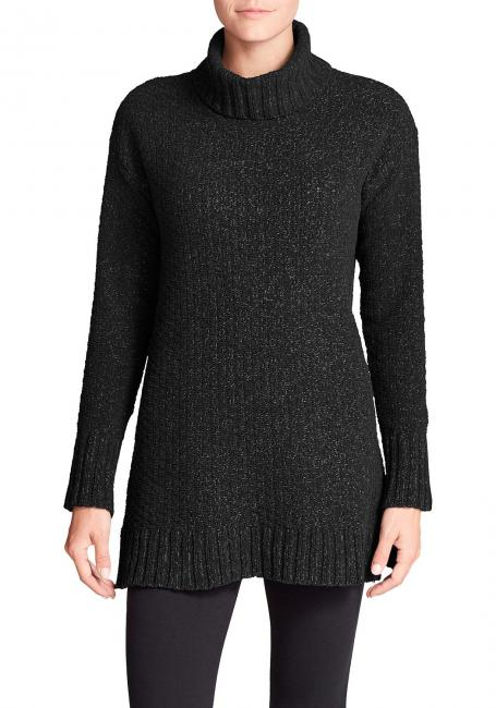 Lounge Around Pullover mit Rollkragen