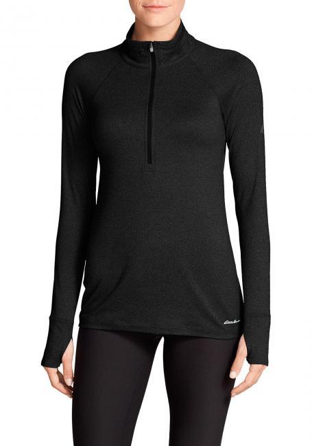 Resolution Shirt Plus mit 1/4-Reissverschluss
