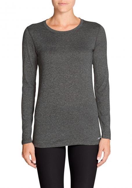 Resolution Shirt mit Rundhalsausschnitt - Langarm