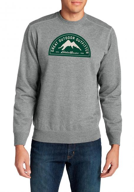 Camp Fleece Sweatshirt - Great Outdoor Outfitter