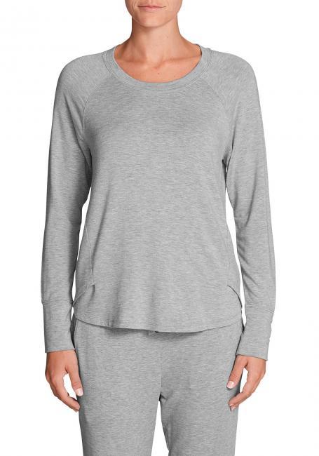 Ethereal Pullover mit Rundhalsausschnitt