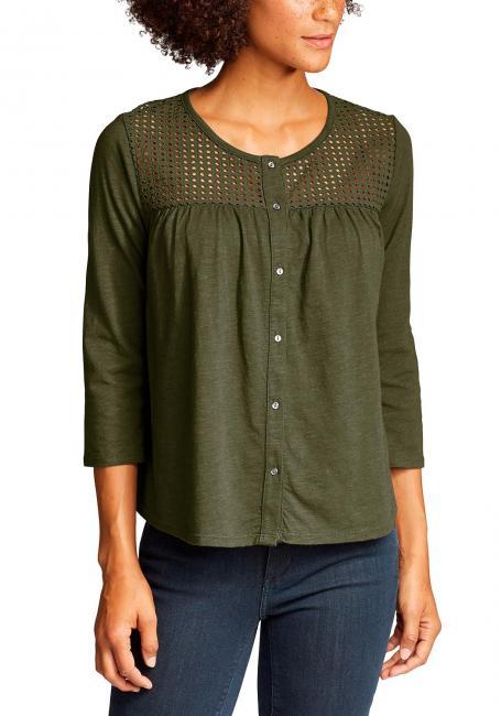 Lola Shirt - 3/4-Arm