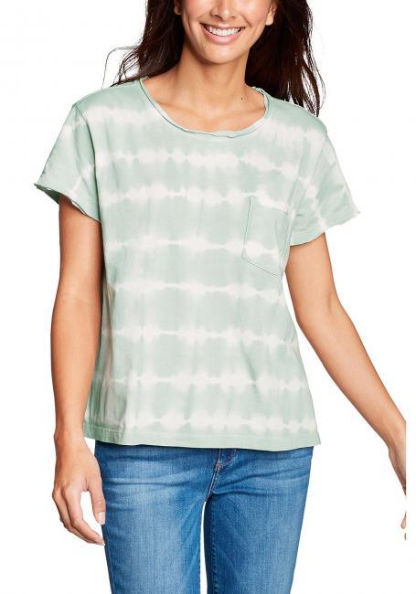 Gypsum Easy Shirt - Kurzarm - Tie Dye