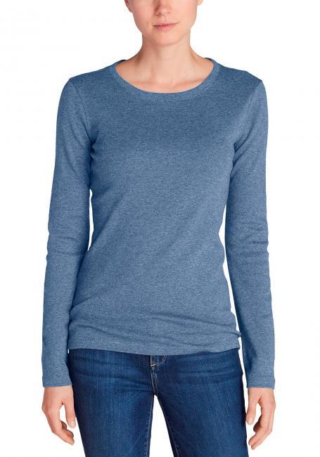 Favorite Shirt - Langarm mit Rundhalsausschnitt