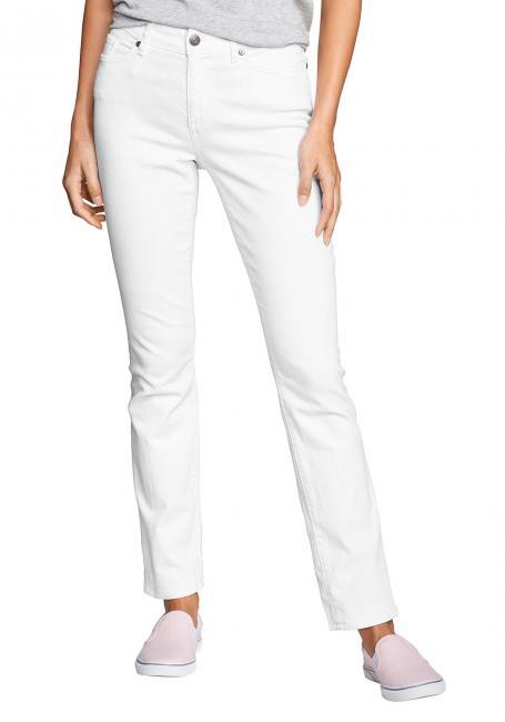 StayShape® Straight Leg Jeans - Slightly Curvy