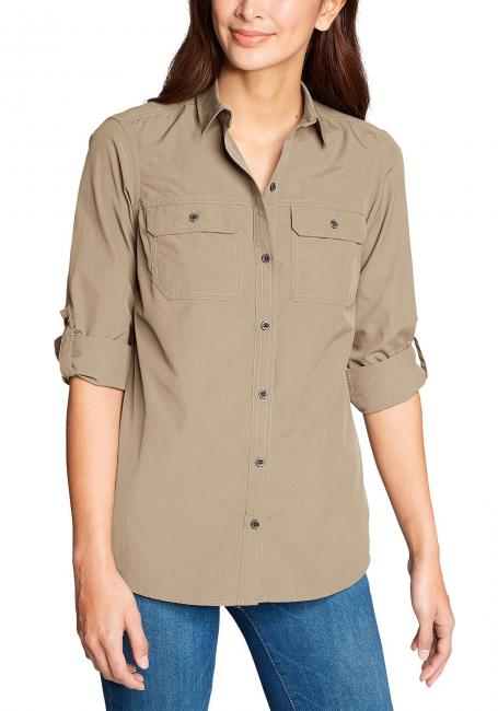 Atlas Exploration Bluse - Boyfriend