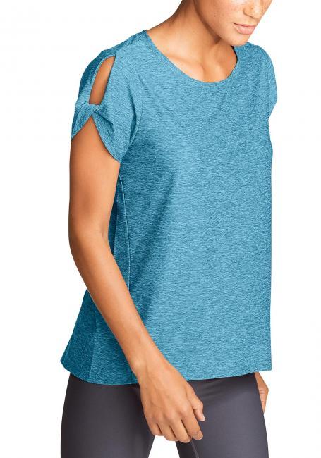 Infinity Twist Shirt - Kurzarm