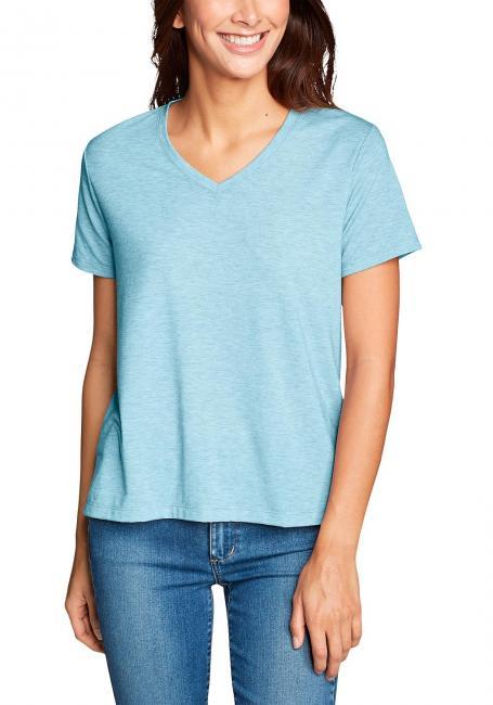 Mercer T-Shirt - V-Ausschnitt