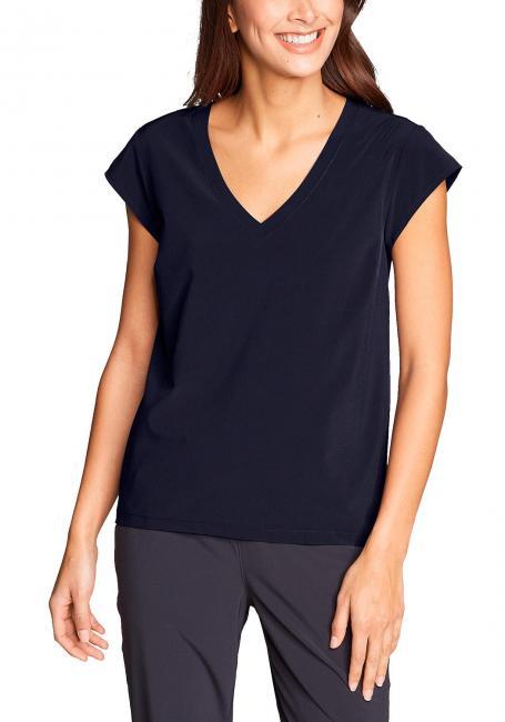 Departure T-Shirt - Kurzarm - V-Ausschnitt