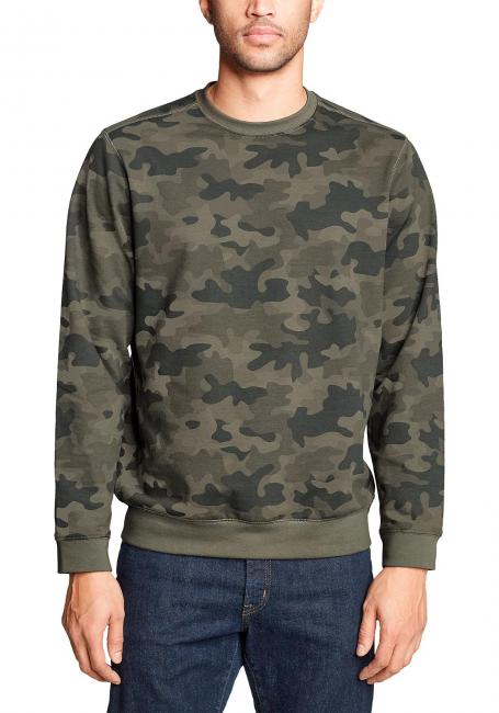 Camp Fleece Sweatshirt - Bedruckt