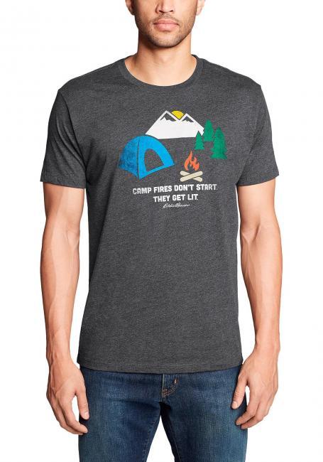 T-Shirt - Don't Start