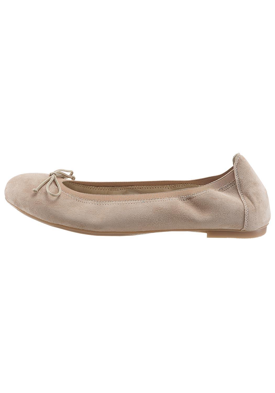 Leder-Ballerina