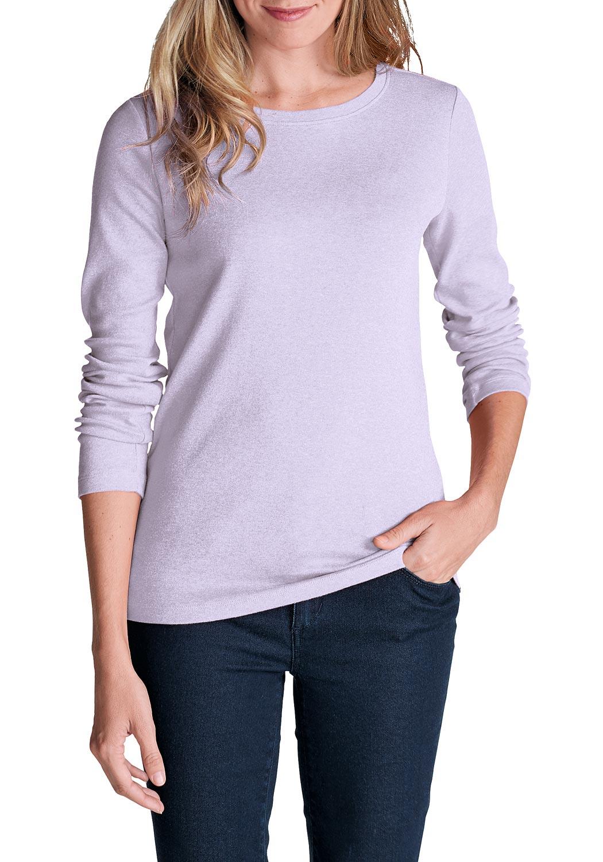 Favorite Shirt - Langarm mit Rundhalsausschnitt...