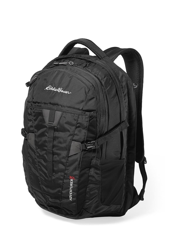 Eddie Bauer ® Adventurer Damenrucksack - 30L Schwarz Gr. 0