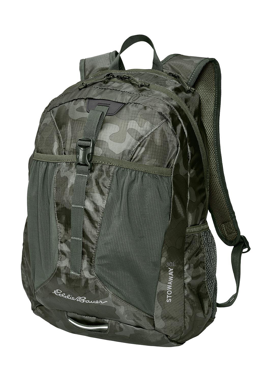 Eddie Bauer ® Stowaway packbarer Rucksack - 30L Bunt Gr. 0